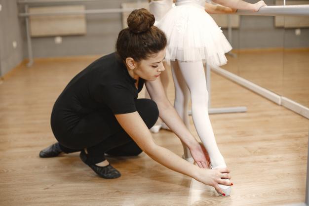 assistente de coreografia