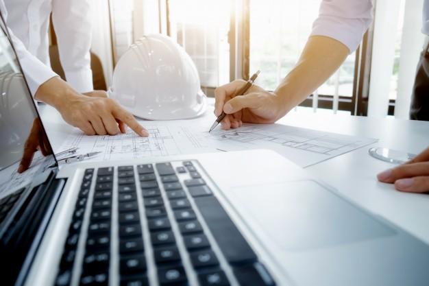 cadista para a construção civil