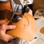 confeccionador de sandálias de couro e material sintético