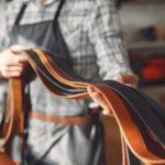 confeccionador de vestuário de couro