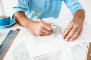desenhista de animação