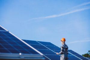 eletricista de sistemas de energias renováveis